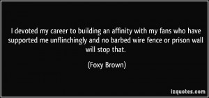 More Foxy Brown Quotes