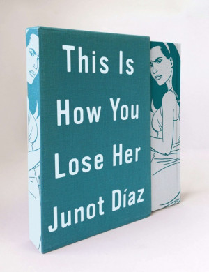 ... published Oct. 31.(JUNOT DIAZ and JAIME HERNANDEZ - Riverhead Books
