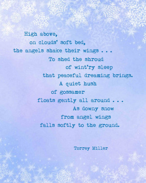 Winter Poems And Quotes QuotesGram