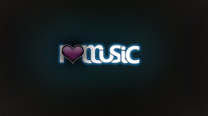 Love Music Quotes HD Wallpaper #6637