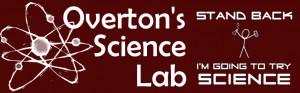 Overton's Science Laboratory