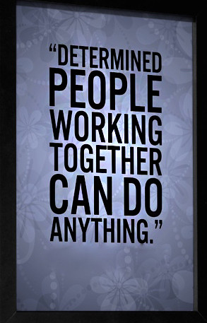 Working-Together-Quotes-–-Effective-Team-–-Teamwork-determined ...