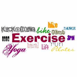 Buy this Exercises Print On Tee by hunter22375 from zazzle.