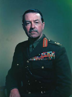 Field Marshal Sir Claude Auchinleck Field Marshal Harold Alexander