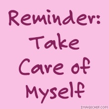 self care is an aspect of my life i have neglected especially over the ...