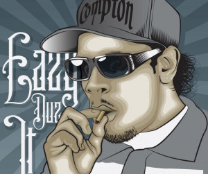 ... nwa gangsta rapper rap hip hop eazy-e marijuana weed 420 d wallpaper