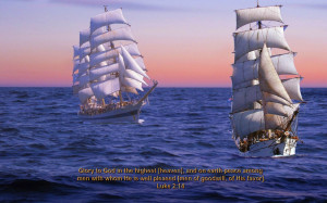 Inspirational Large Bible Verses Sailing Photo 3 of 27