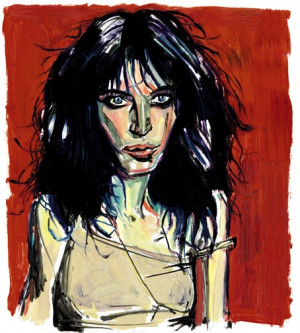 PATTI SMITH - ROLLING STONE