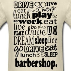 Barber Shop Music Quotes