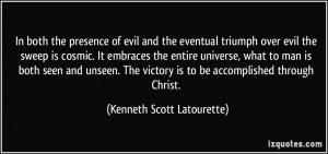 More Kenneth Scott Latourette Quotes
