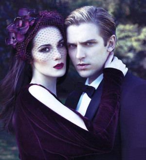 Downton Abbey mania is upon us: Lady Mary will get a Vanity Fair cover ...