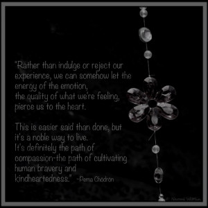 Fav pema chodron quotes