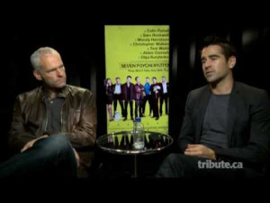 Martin McDonagh & Colin Farrell - Seven Psychopaths Interview with ...