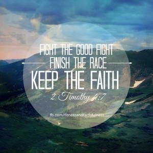Faith get the fist - 1 9