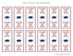 Free printable quotes to frame for the graduate quotesgram for Free mini candy bar wrapper template