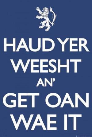 Scottish Quote