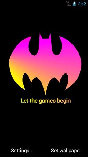 Batman Quotes LWP