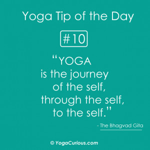 Yoga Quotes Inspiration Inspirational yoga quote
