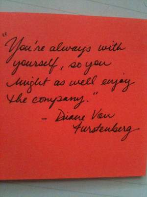 Diane Von Furstenberg Quotes