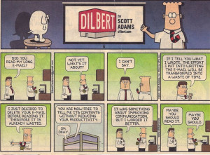 Dilbert - Communication