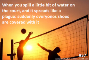 of volleyball volleyballstyle volleyball problems tumblr volleyball ...