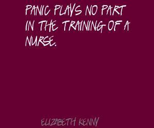 Elizabeth Kenny's quote #1