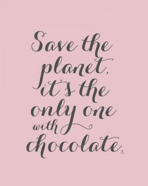 Go Back > Gallery For > I Love Chocolate Quotes