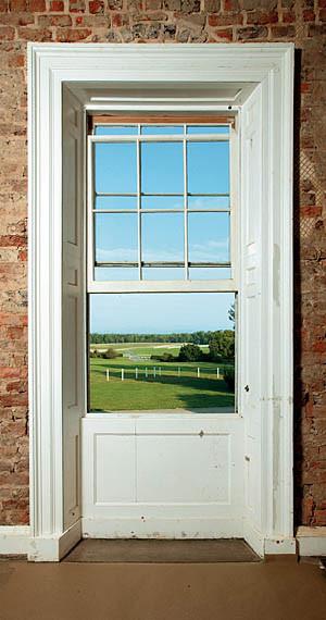 modern interior window trim