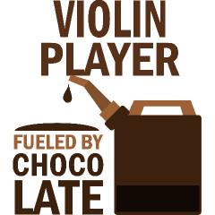Funny Violin Player