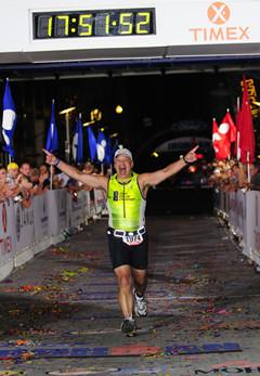 Ironman Finisher / Ironman / Photo by Rich Cruse