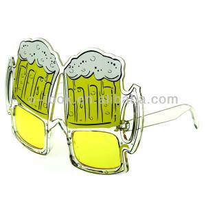 novo funcionário beerfest canecas de cerveja de óculos engraçados ...