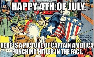 Happy Independence Day From HISSTANK.com