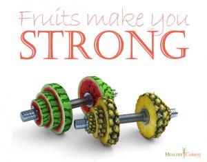 Fruit Quotes Health