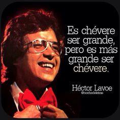 Chevere! Hector Lavoe!