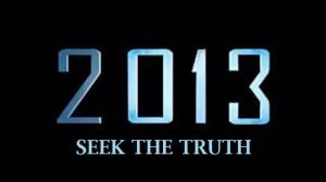 2013 seek the truth