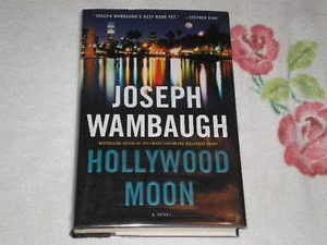 Hollywood Moon by Joseph Wambaugh Signed