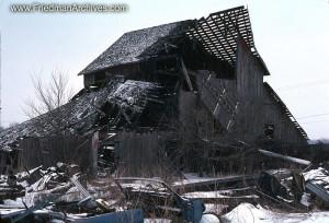 MiscellaneousImages / Decrepit Farmhouse