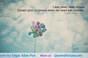 Edgar Allan Poe Quotations...