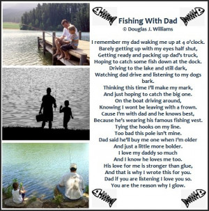 Father and son fishing #memories