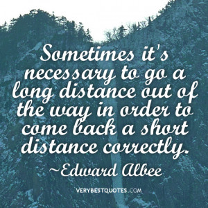 Philosophical Quotes, Thought-Provoking Sayings, sometimes it's ...