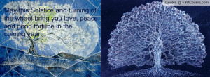 Winter Solstice Profile Facebook Covers