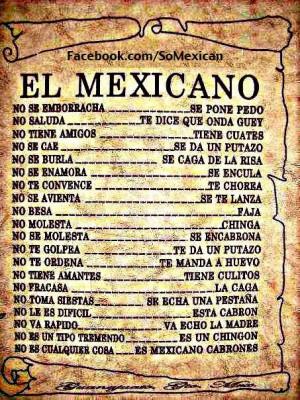 el mexicano #mexican #quotes #funny