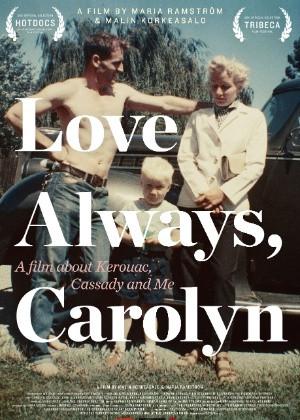 ... sobre Carolyn Cassady, amante do ícone da geração beat Jack Kerouac