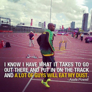 track and field quotesJamaican Sports, Track And Fields Quotes, Track ...