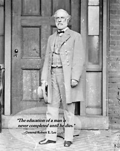 ... -Civil-War-Photo-Confederate-General-Robert-E-Lee-with-Famous-Quote