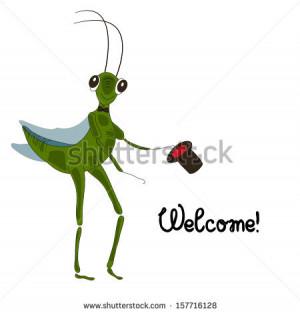 Grasshopper Funny...