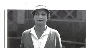 Helen Wills Moody var en de første kvindelige amerikanske ...