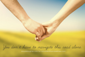 ... will you enlist to be a support as you journey through infertility