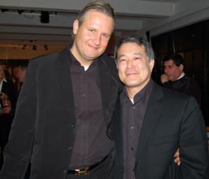 Peter Glebo and Derek Inouye