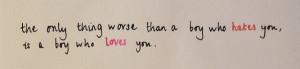 25 Love Hate Quotes   Graphicsheat
